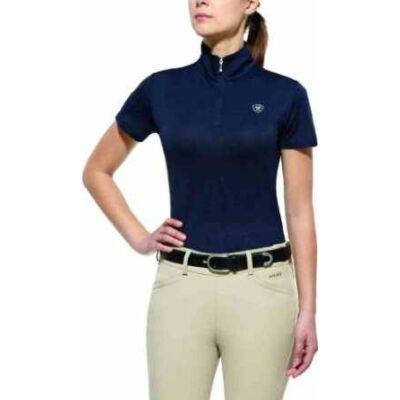 Ariat Aptos Navy Eclipse női póló ( XS )